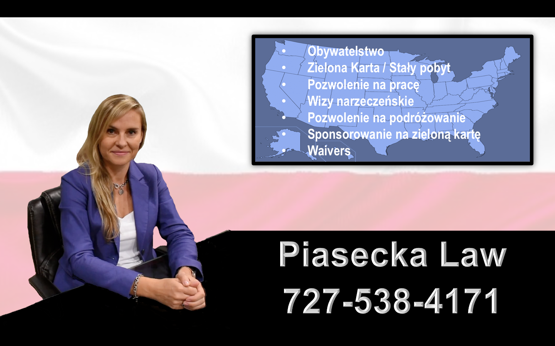 Imigracja Emigracja Polski Adwokat USA Agnieszka Aga Piasecka Law