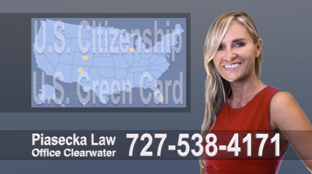 Polish Immigration Attorney Lawyer, Attorney, Tampa, Immigration, Immigration Law, Green Card, Citizenship, Prawo Imigracyjne, Zielona Karta, Obywatelstwo, Polscy Adwokaci