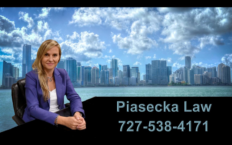 """Polski Adwokat Florida USA Agnieszka """"Aga"""" Piasecka"""