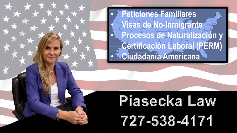 Immigration Attorney, Abogada, Agnieszka, Aga Piasecka, Immigration, Abogado Inmigración, US