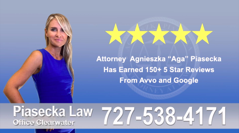 Polish Immigration Attorney Agnieszka, Aga, Piasecka, Client, reviews, avvo, google, 5-star, superb, best attorney