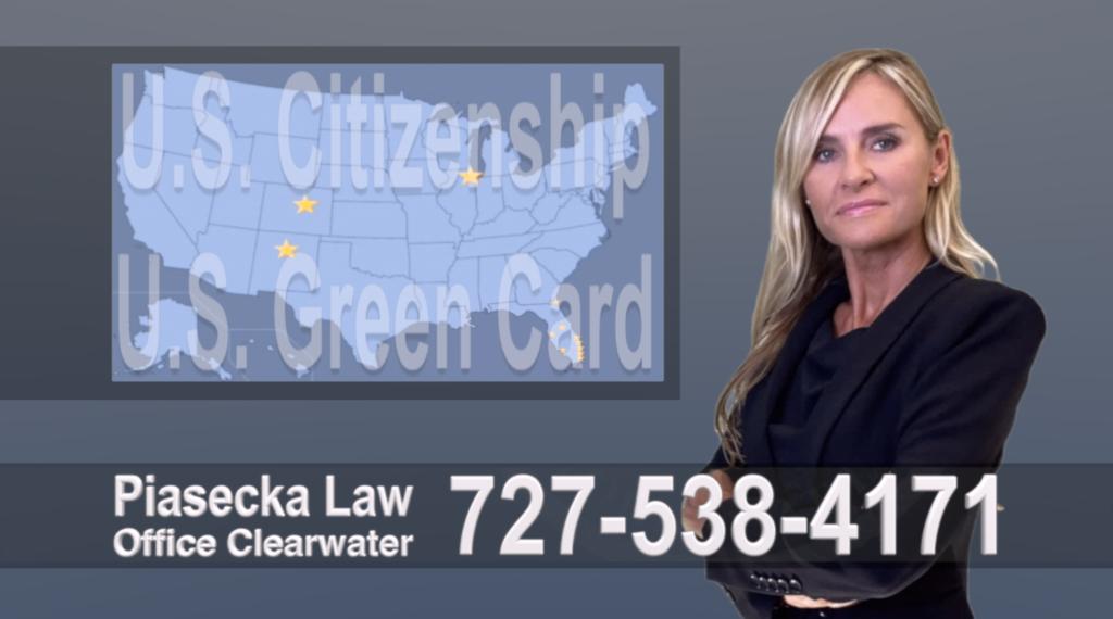 Polish Immigration Attorney Polish, Lawyer, Attorney, Tampa, Immigration, Immigration Law, Green Card, Citizenship Prawo Imigracyjne, Zielona Karta, Obywatelstwo, Polscy Prawnicy, Adwokaci